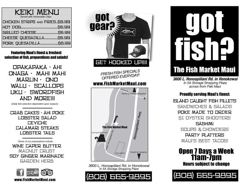 Fish Market Maui